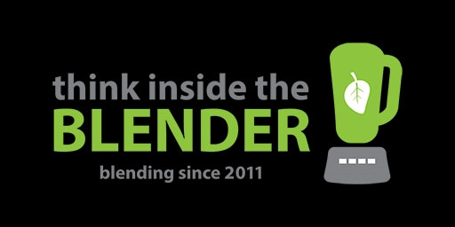 think inside the blender