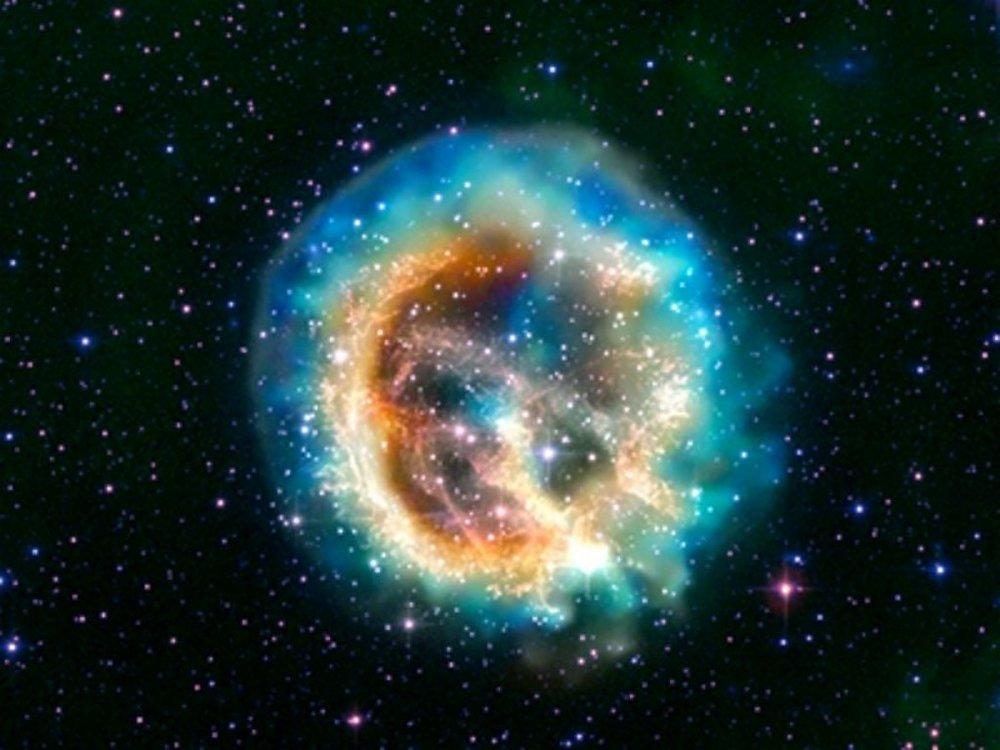 Supernova Remnant ~ Nasa