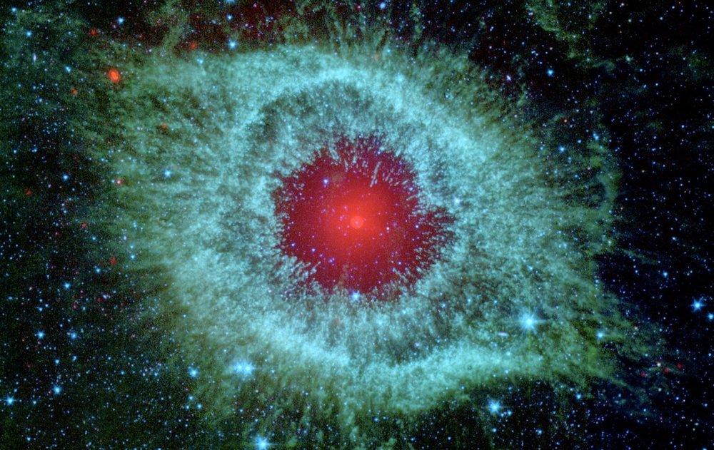 Helix Nebula ~ Nasa