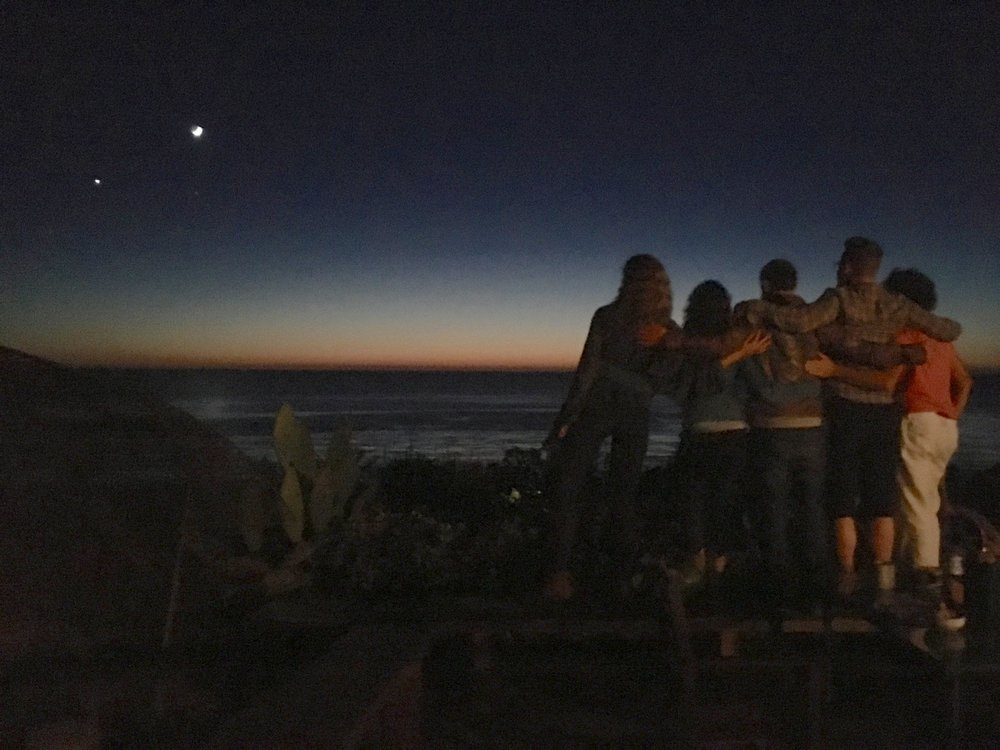 Moon+Venus+Saturn+Esalen ~ JH