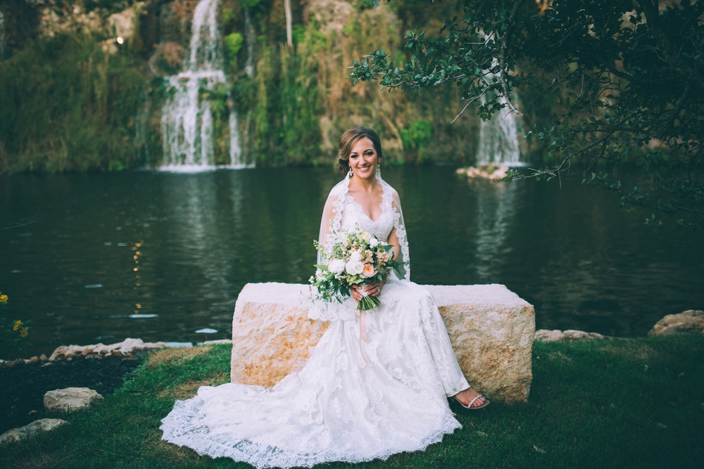 Lodge At Bridal Veil Falls Wedding Natalie Amp Patrick