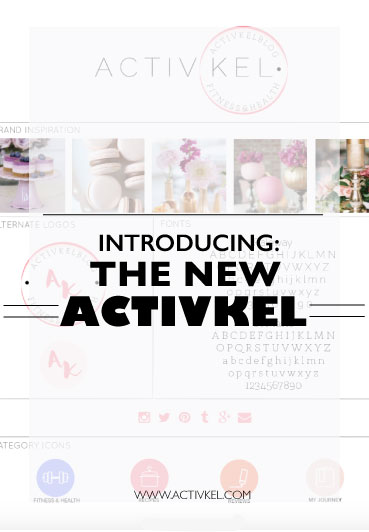 Introducing the new ActivKel - a new brand and new design! | ActivKel