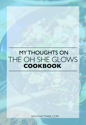 If you're looking for a new cookbook or looking to get inspired by some new recipes then this review of the Oh She Glows Cookbook is perfect for you! Click through to see the full review and my honest thoughts and opinions.