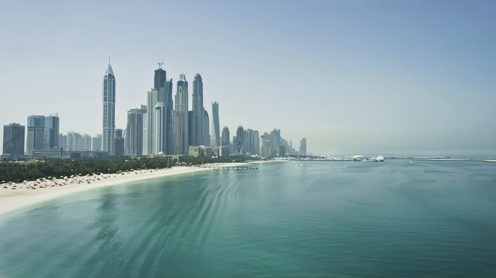 Dubai's a great place to live and work as a designer.