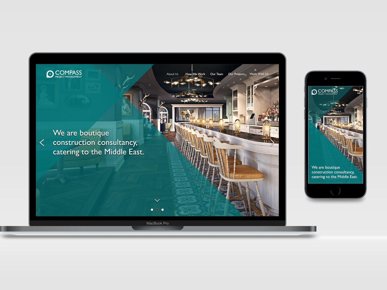 Website Design Projects — Theo Adamson