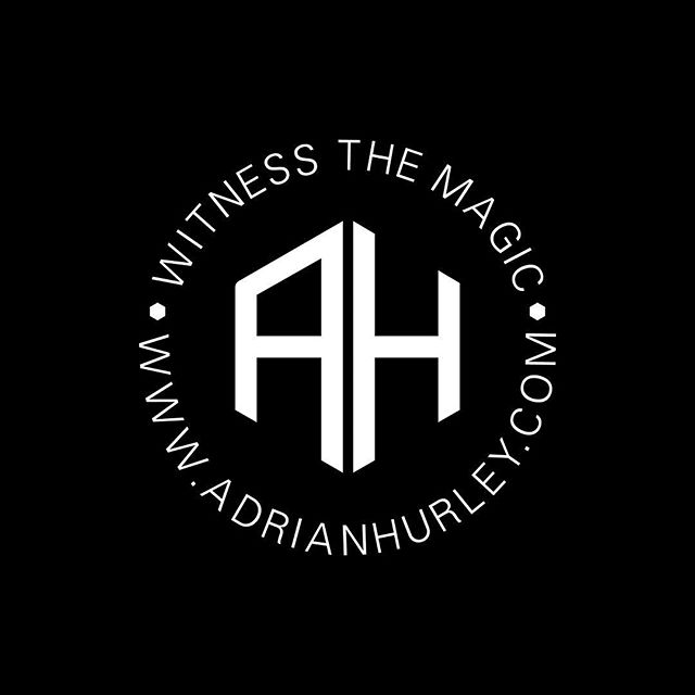 Sticker design for @adrian.hurley.magician . . . #magic #magical #magician #instablackandwhite #monogram #graphicdesign #branding #typography #designerdubai #dubaidesigner #freelance #freelancelogodesigner
