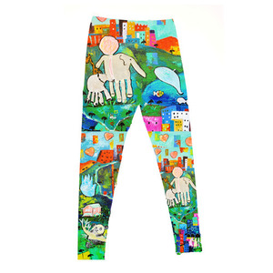 Customized kids' legging