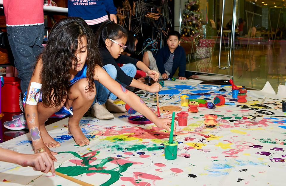 The Benefits of Arts for Children