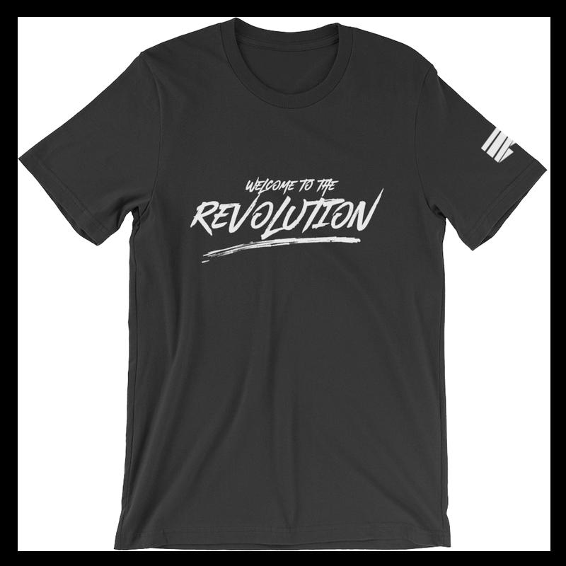 Revolution Tee - $21.50