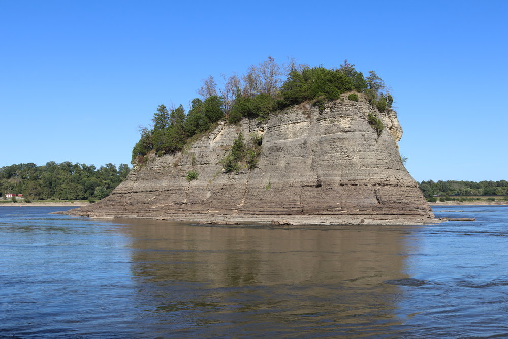 Tower Rock from Missouri