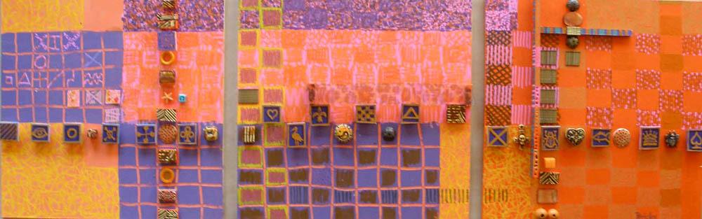 Zappo - Orange Cubed