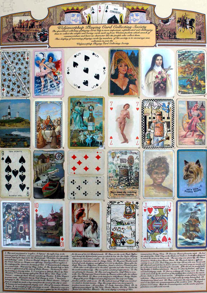 Playing Card Collectors Club