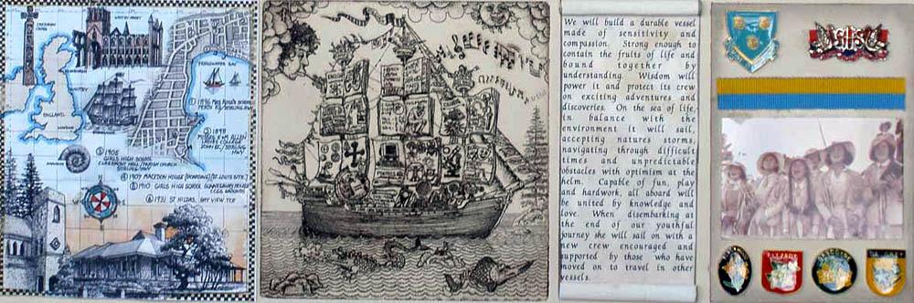 Sail on St Hilda's