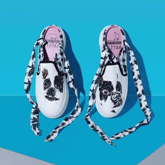 今次Crossover仲推出左新年小狗印花限定版系列🐶同大家一齊過靚年❗️ Our dog-print sneakers launched to celebrate the year of dog 🐶 #hkfashion#fashionfootwear#sneaker#ziztar#style#ootd#trend#playful#hkdesign#shoes#ss18#houseofavenues#womensfashion#womensshoes#highfashion#luxury#lifestyle#cny#crossover#printedsneakers #dogprinted