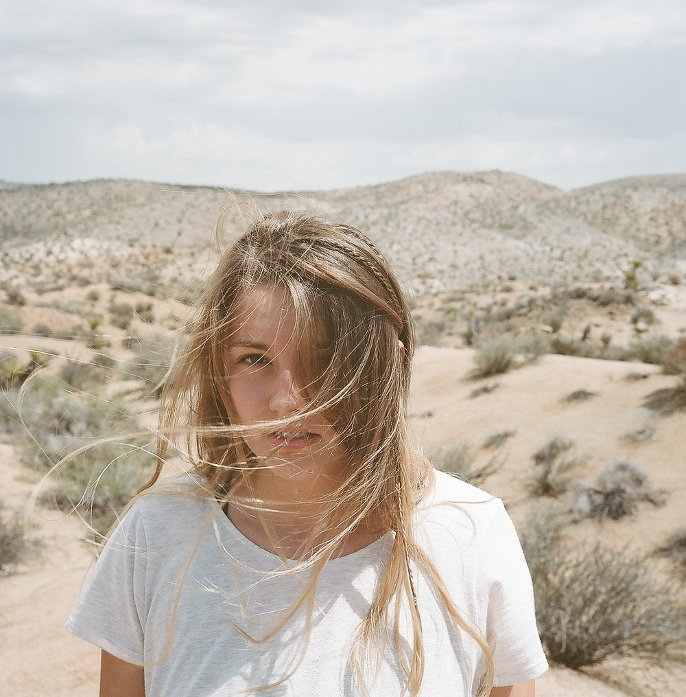 Irena, Joshua Tree, 2015