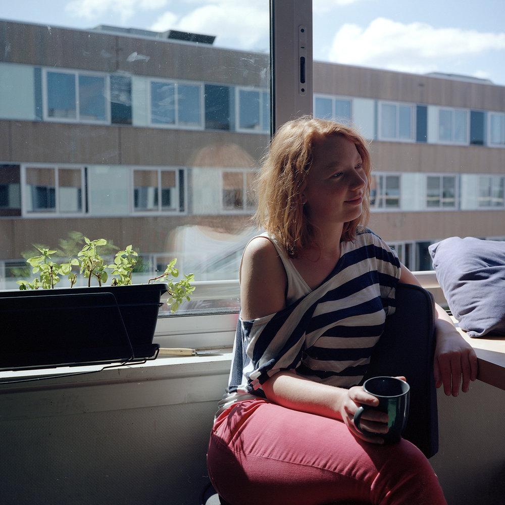 Olivia, Amsterdam, 2013