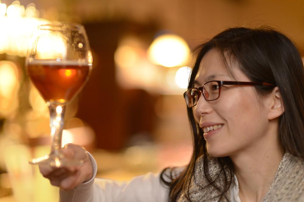 Fortbildung für Biersommeliers im Rahmen des Institute of Masters of Beer (2014)