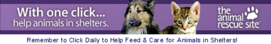 The Animal Rescue Site - Shop, Donate, Learn!