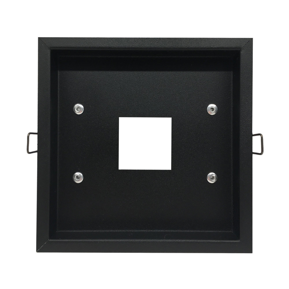 Flush Mount Trim Kit Airelight Square 4.0  Black -  SKU: 73160  White -  SKU: 41919