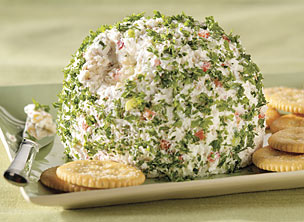 Lem'n Dill Cheese Ball Recipe