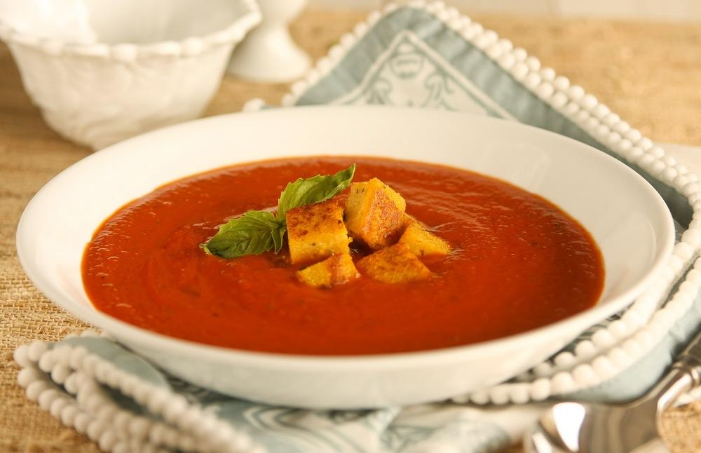 Herbed Tomato Soup Recipe
