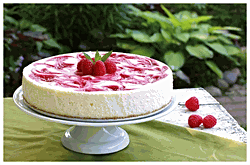 Swirl Cheesecake Recipe