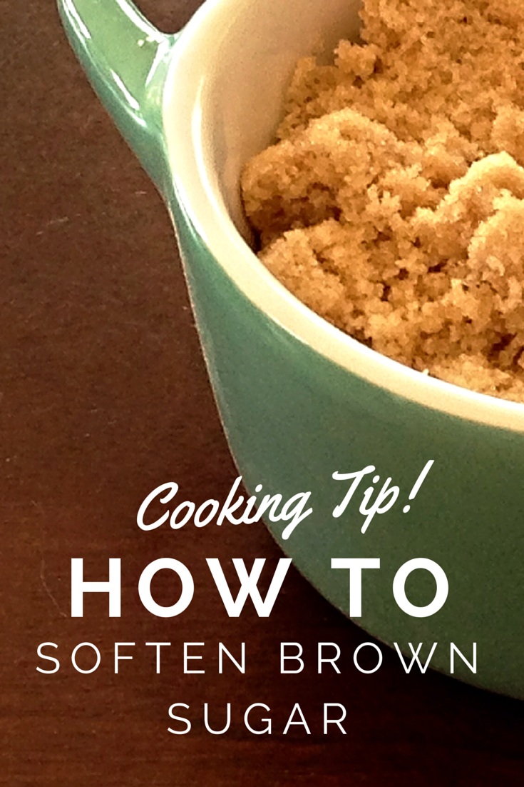 Cooking Tip: How to Soften Brown Sugar