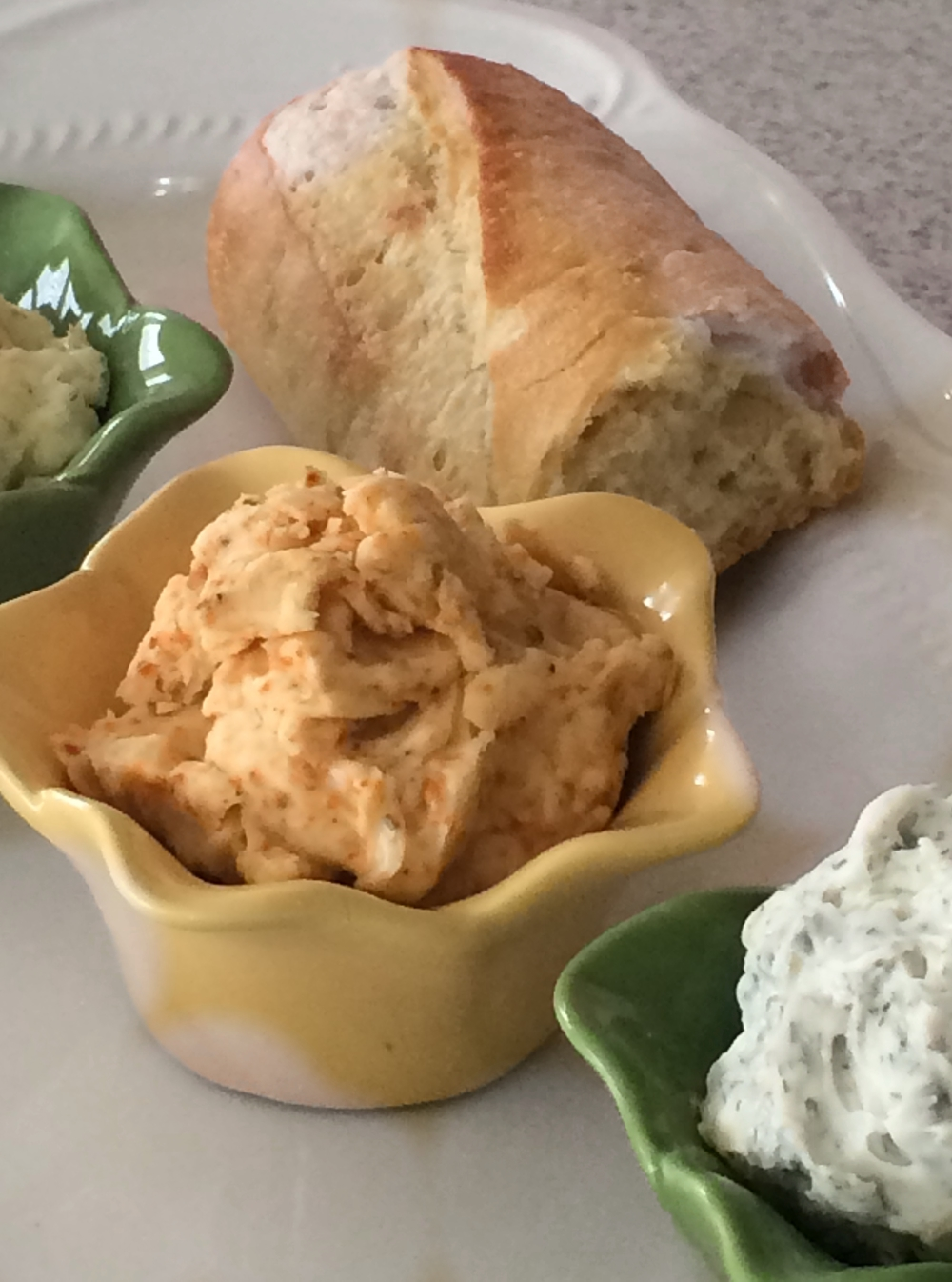 Easy! Herbed Butter Recipe