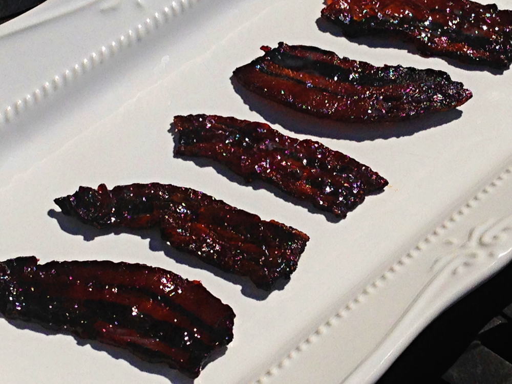 Candied Pepper Jam Bacon Recipe