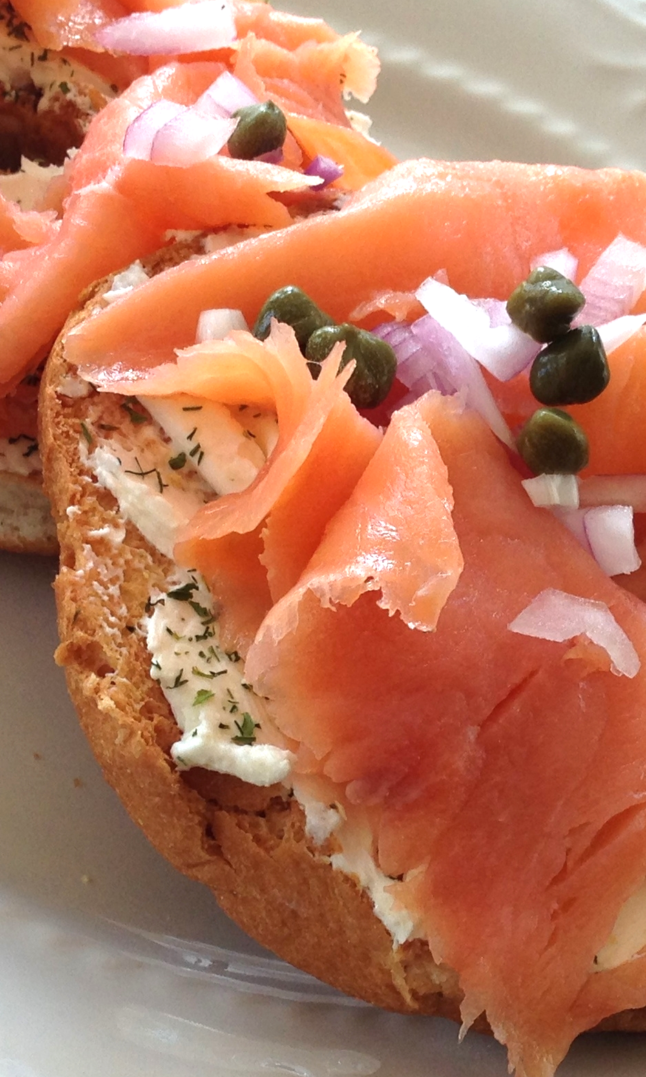Lemon Dill Lox Recipe