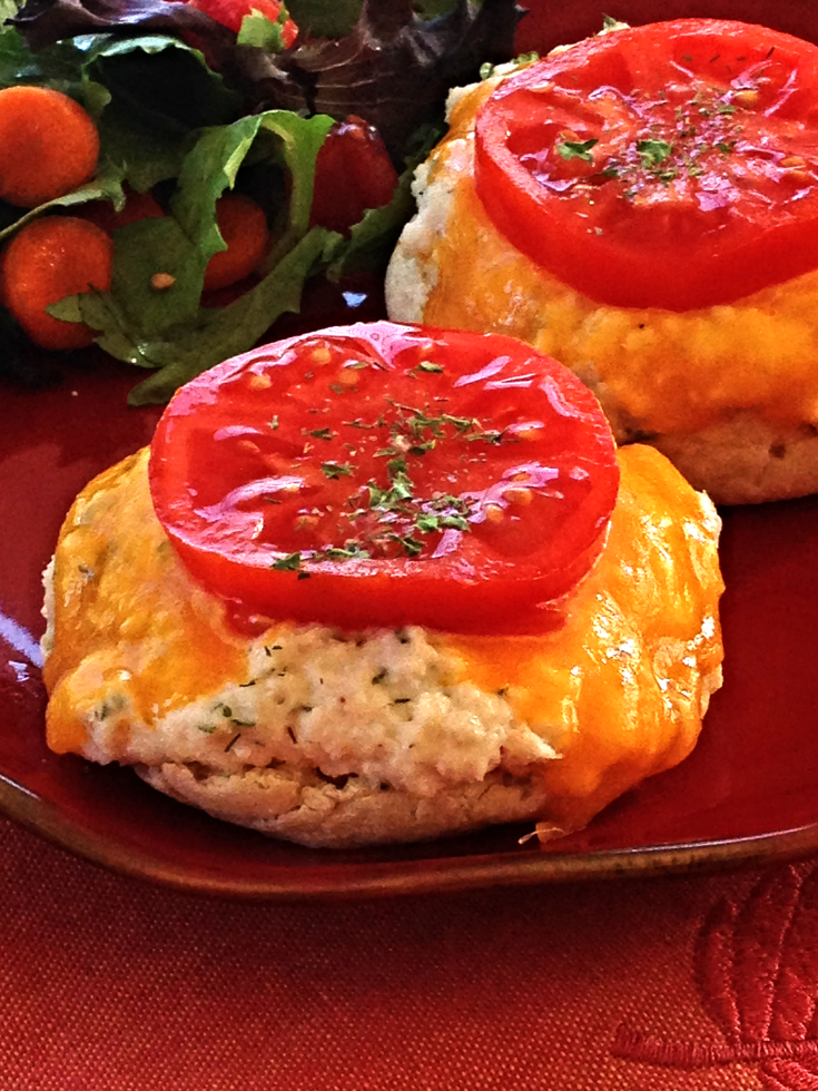 Lemon Dill Tuna Melt Recipe