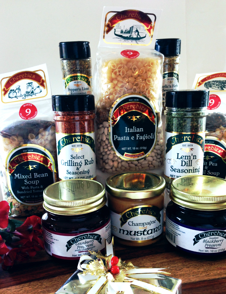 Give the Gift of Cherchies® Specialty Gourmet Foods