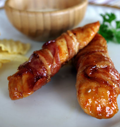Bacon Wrapped Chicken Recipe
