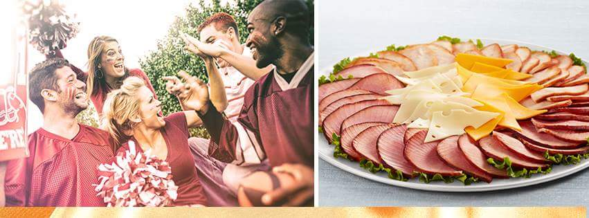 """Always a  Special Occasion"".  HoneyBaked Ham of Exton/Lionville, Glen Mills, and Pike Creek caters and delivers"