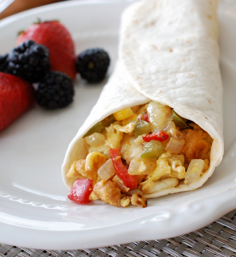 Chipotle Breakfast Burrito Recipe