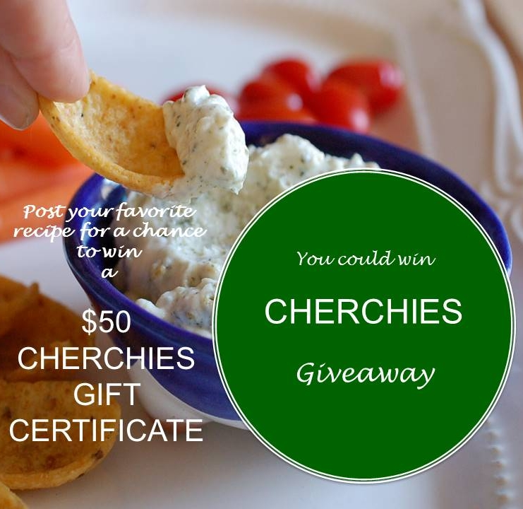 Gift Certificate Giveaway!