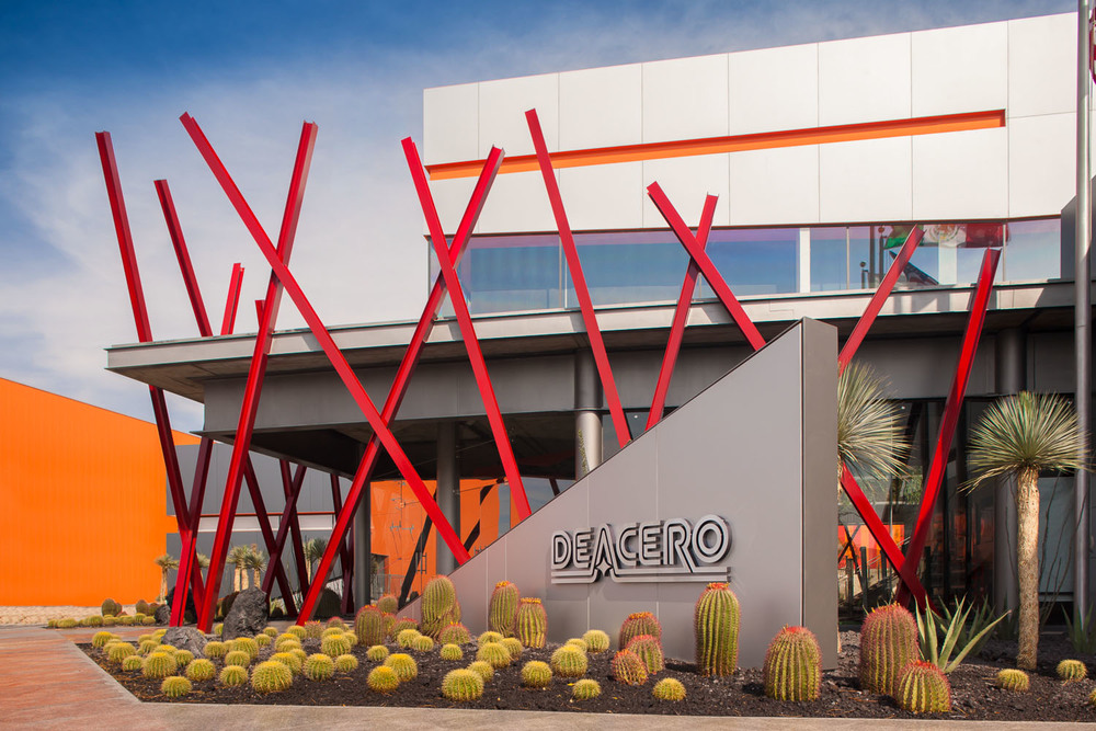 DEACERO 3M HEADQUARTERS