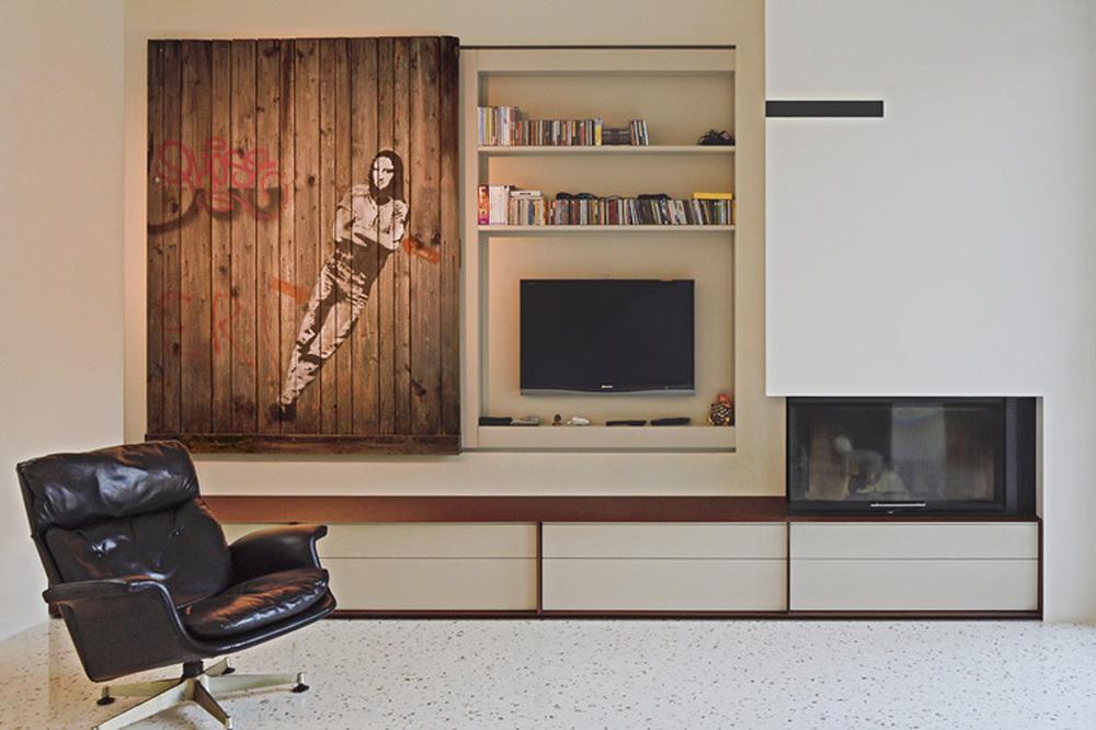gallery ? mobilificio lunardi - Soggiorno Con Tv A Scomparsa