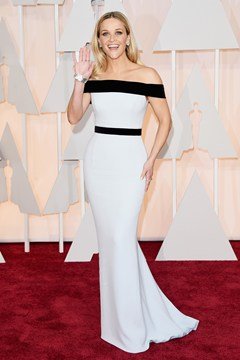 Reese Witherspoon in Tom Ford.
