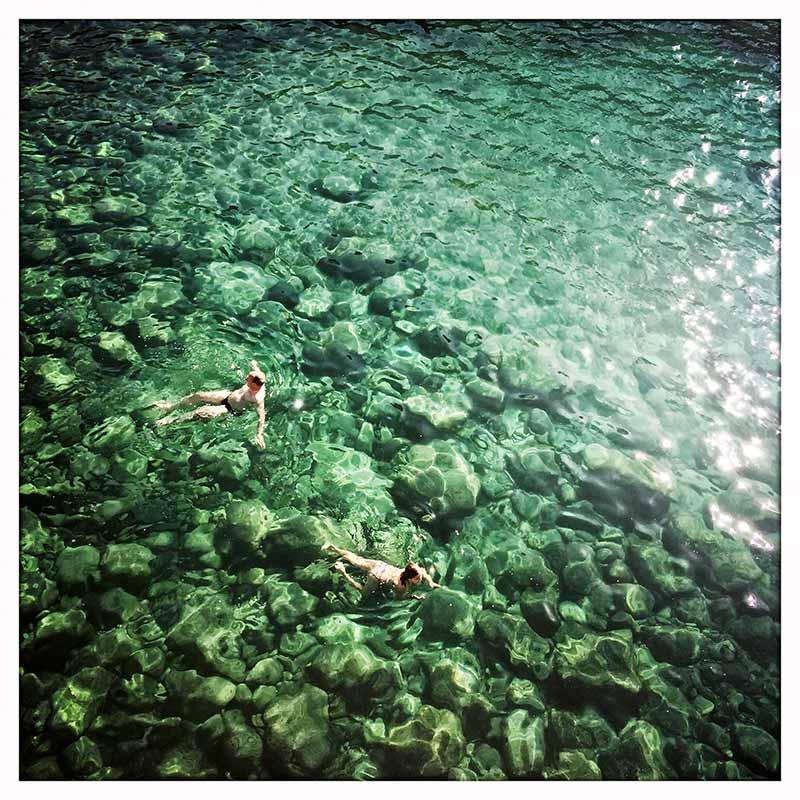 """Float""Cala Ceia, Mallorca   Im Webshop bei artphotographica.de"