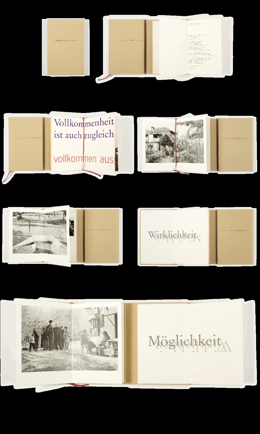 Gökbük - Wirklich Möglich Zweibuch erschienen im Prokon Verlag  Fotografie Harald Frey