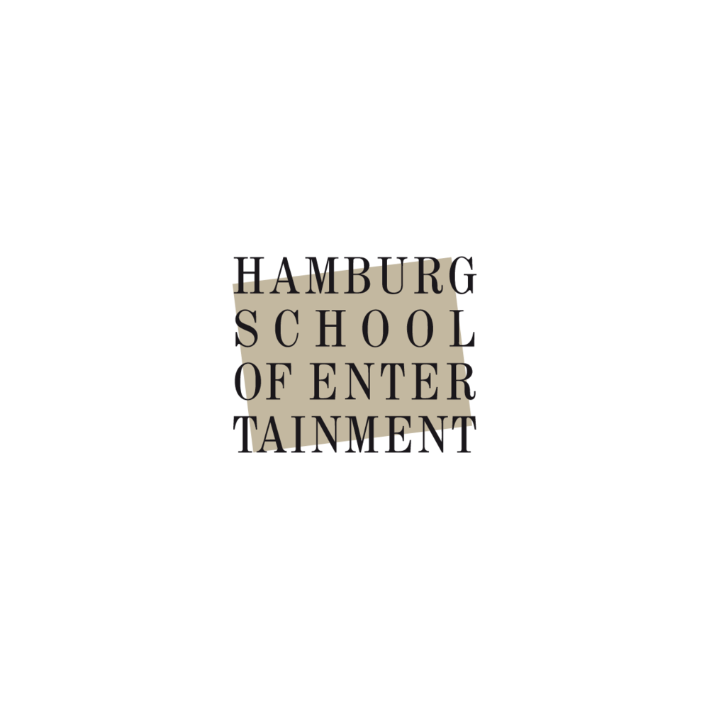 Hamburg School of Entertainment Logo