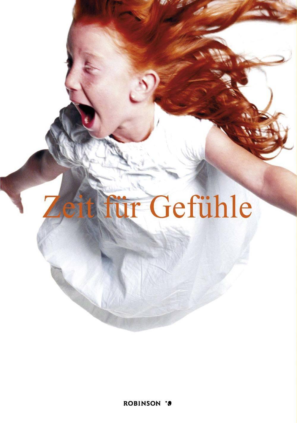 """Robinson Markenhandbuch """"Zeit für Gefühle"""""""