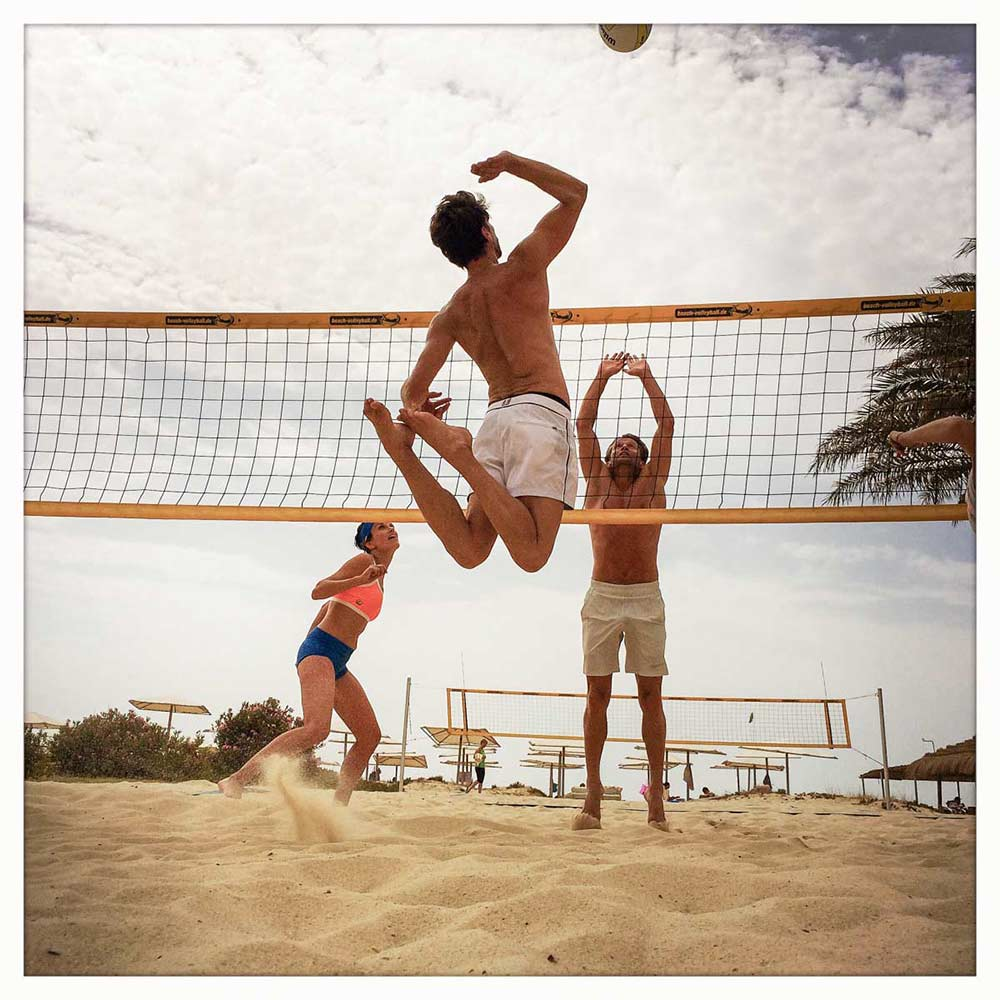 Beach Volleyball @aldiana