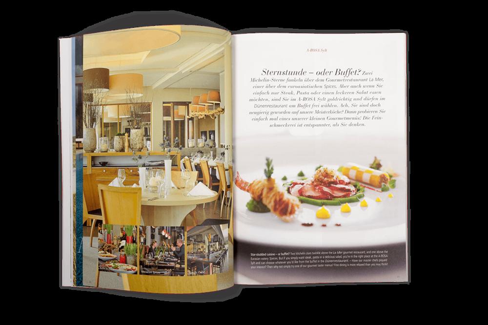 Kulinarik A'ROSA Hotels Sylt