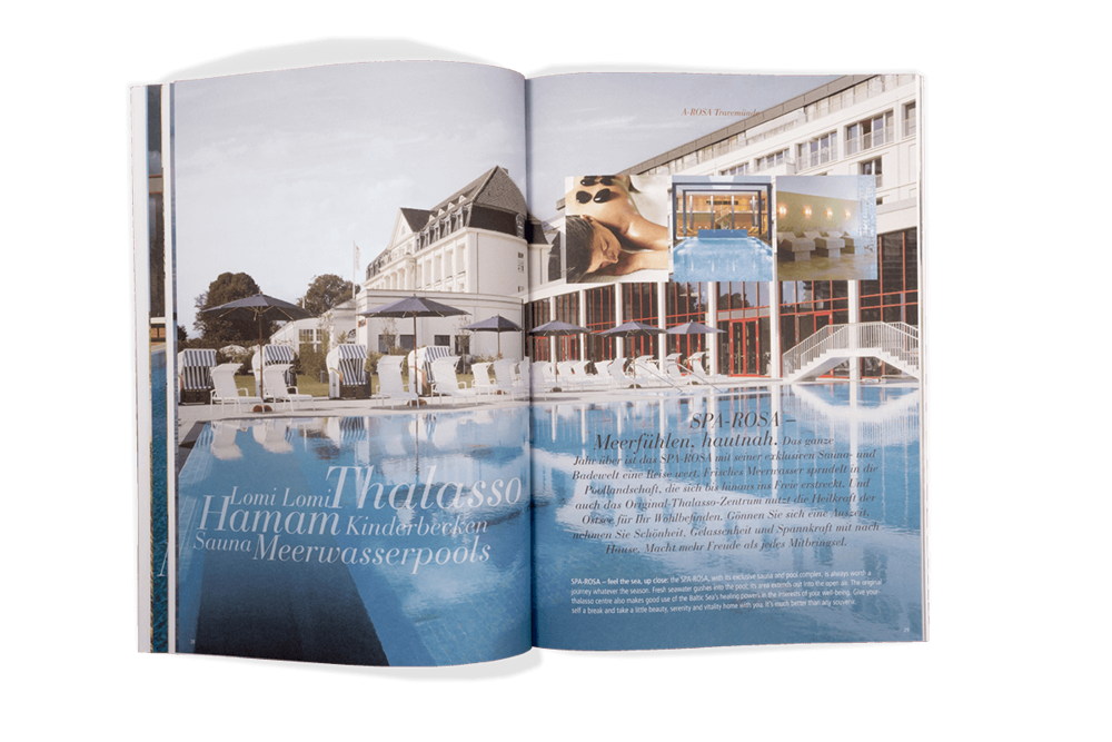 A'ROSA Hotels Travemünde SPA