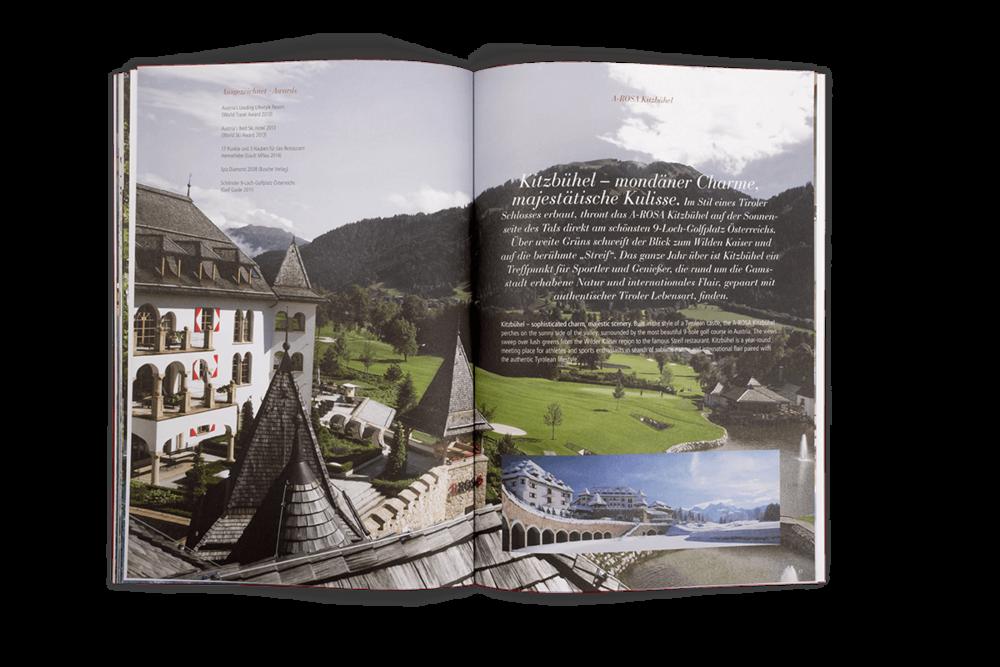 A'ROSA Hotels Kitzbühel