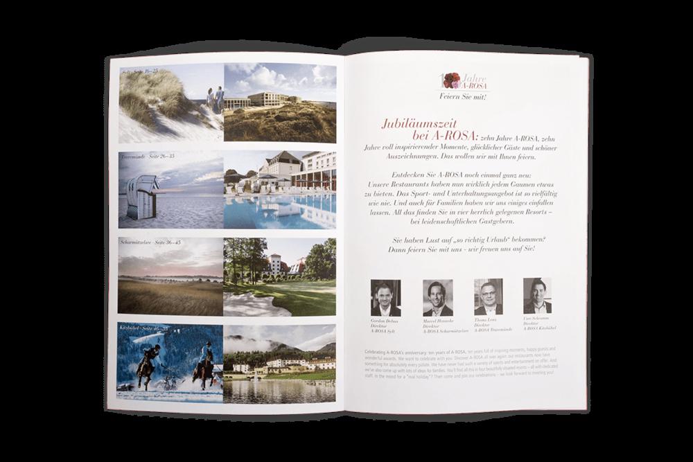 A'ROSA Hotels Katalog 2014 Intro
