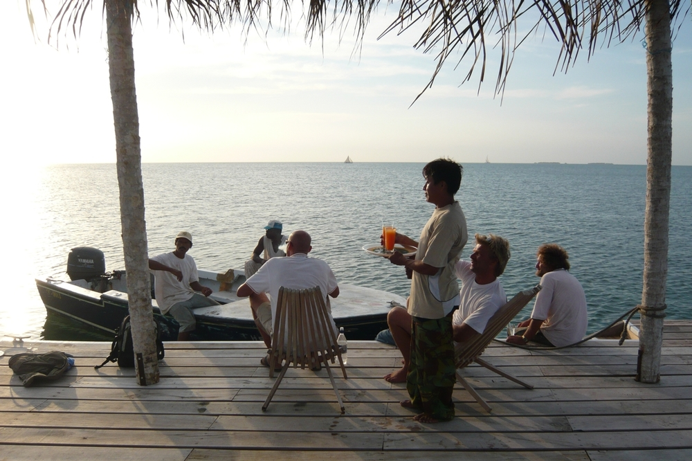 Driftwood Lodge, Caye Caulker, Belize  - 090