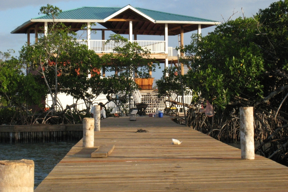 Driftwood Lodge, Caye Caulker, Belize  - 052